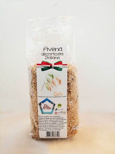 Avena decorticata italiana